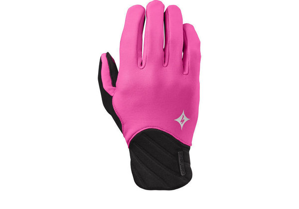 Specialized Damen Winterhandschuh Deflect pink