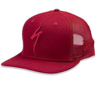 Specialized Schildkappe Trucker Hat Crimson