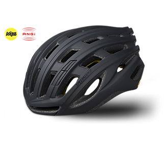 Specialized Propero Helm ANGI MIPS matt black