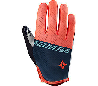 Specialized Grail Long Finger Handschuh coralle