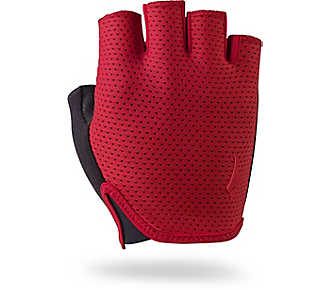 Specialized Grail Short Fingerhandschuh rot