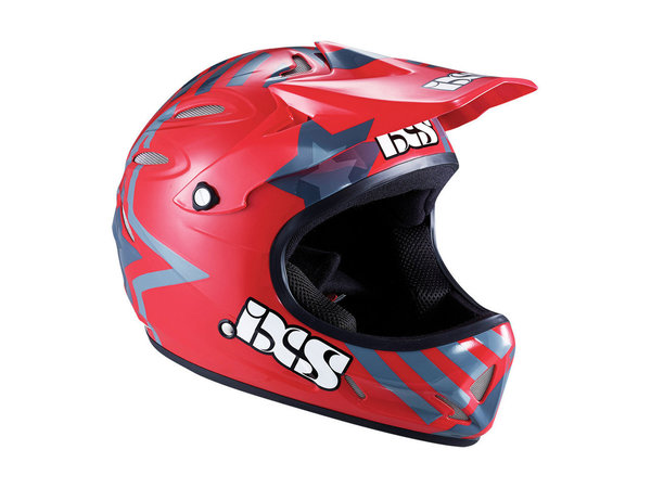 IXS Full Face Helm Phobos 5 2 rot