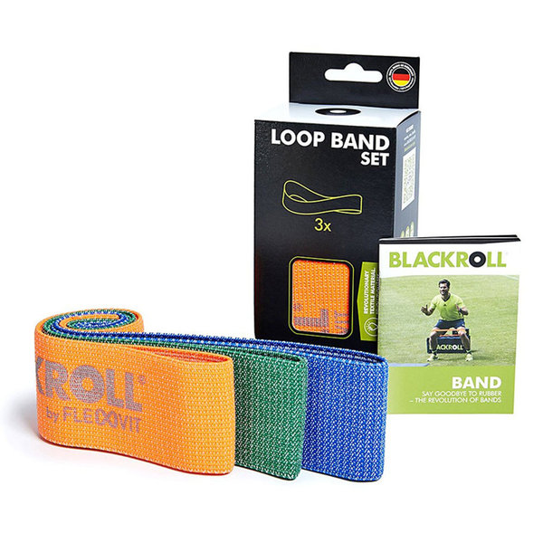 BLACKROLL® LOOP BAND SET - Fitnessbänder Set