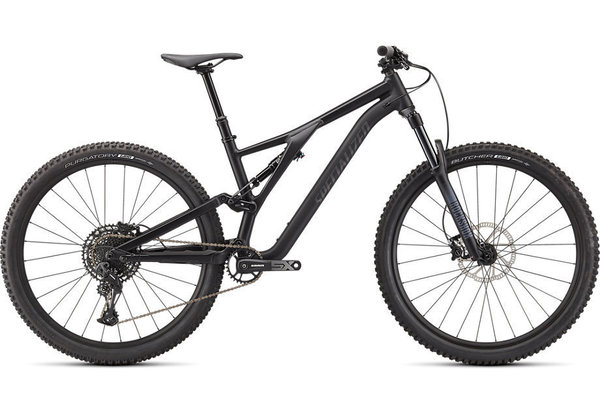 Specialized Stumpjumper Alloy black smoke 2021